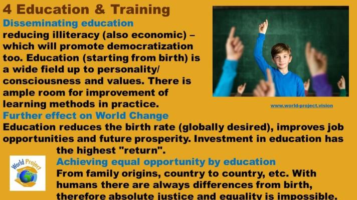 Folie 4 Education